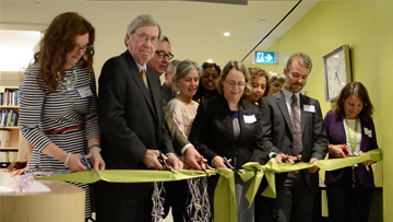 Ontario community legal clinics unveil new shared space