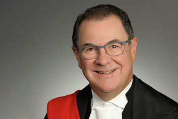 New chief justice appointed at Superior Court
