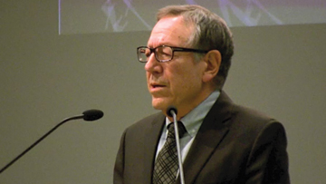 Irwin Cotler receives human rights award