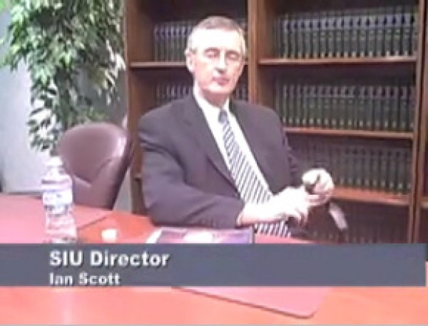 Interview with new SIU director